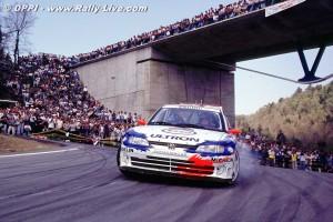 WRC CATALUNYA 1997