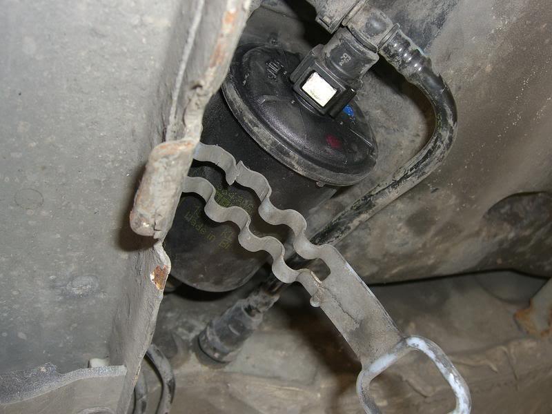 Filtro de gasolina mazda 3 2012